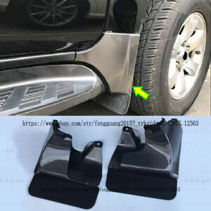 Fit For Toyota Land Cruiser Prado Fj120 03 09 2pcs Front Mud Flaps Splash Guard
