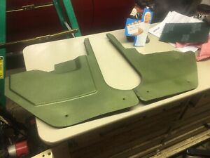 73 74 75 76 77 Ford Maverick Nice Used Green Kick Panels