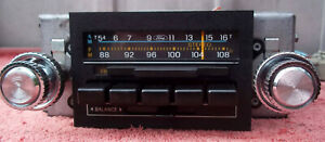 Ford Truck Am fm Stereo Radio With Brackets 1980 To 86 tested