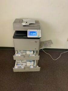 Canon Imagerunner Advance C350if Color Copier Network Printer Scan Copy Fax