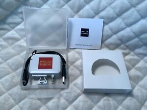 wells Fargo Clover Go Mobile Credit Card Processor And Chip Reader New