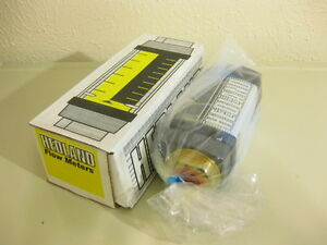 Hedland H705b 005 Flow Meter For Water Other Liquids