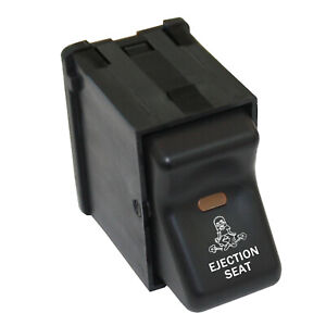 Rocker Switch 3b01 12v Ejection Seat On Off Parts For Jeep Wrangler Rock Lights