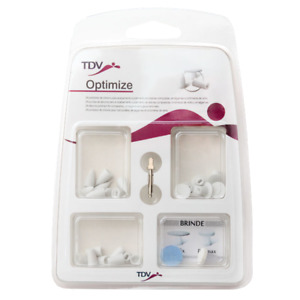 Dental Optimize Finishing And Polishing Kit By Tdv Fast Shipping