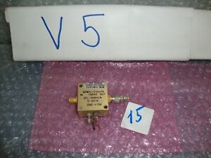 Mini circuits Zfl 500 hln Amplifier 10 To 500 Mhz