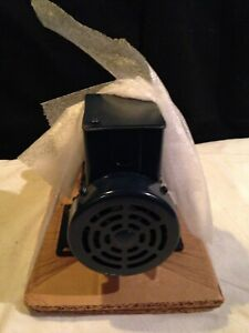 Century Dc107 Permanent Magnet Dc Motor 1 6 Hp 90 Vdc 1750 Rpm New Save