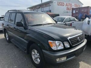 Rear Axle With Differential Lock Fits 98 02 Land Cruiser 478822