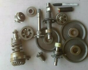 12 Pc 16 Lbs Of Gears Cogs Steampunk Art Makers Industrial Decor Design 19