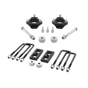Pro Comp Front Strut Spacers Rear Blocks W u bolts 65205k