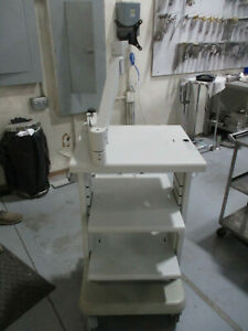 Stryker Micro Cart 351 600 000 With Monitor Mount