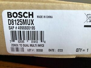 New Bosch Security Systems Multi zone Expander Pcb Circuit Board D8125mux