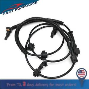Front Left Driver Side Abs Wheel Speed Sensor Fit Jeep Liberty 2002 2007