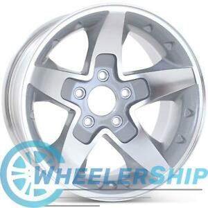 New 16 Alloy Replacement Wheel For Chevy Blazer Gmc Jimmy 2000 2005 Rim 5116