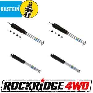Bilstein Shocks For 97 06 Jeep Wrangler Tj Lj Unlimited With 3 Of Lift Height