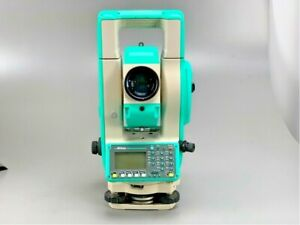 Nikon Npl 632 Total Station W Case