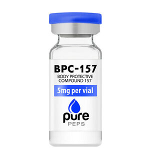 Bpc 157 body Protective Compound 5mg