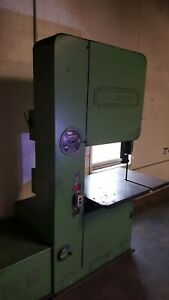 Doall Zephyr 36 Band Saw