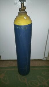 92 Cf Welding Cylinder Tank Bottle For Oxygen Free Local Pick Up Only