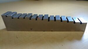 Unbranded Calibration Machining Gauge Block G18010 63 J Block 14 Size 4g