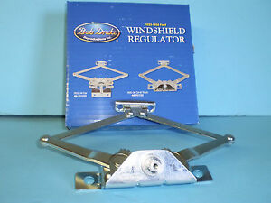 1935 1936 Ford Closed Car And Truck Windshield Regulator Pickup Truck