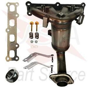 New Exhaust Manifold With Catalytic Converter For 2007 2013 Jeep Compass 2 4l