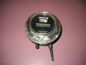 Vintage Ac Sparkplug Co Speedometer Rat Rod Model A Era 1920s Hot Rod