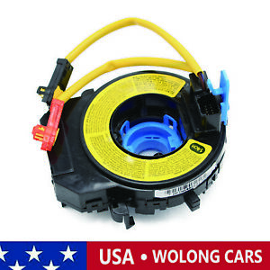 New Clock Spring Airbag Spiral Cable Fit For 2011 14 Sorento W O Heated Steering