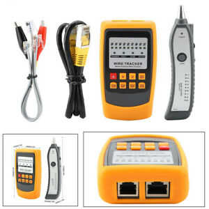 Portable Car Cable Wire Tracker Short open Circuit Finder Tester Detector Kit