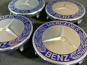 Mercedes Alloy Wheel Hub Cup Cover Quercy 74mm 70mm