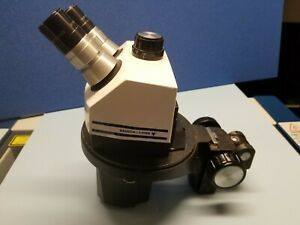 Bausch And Lomb Stereo Zoom 7 Microscope With Mount 10x Eyepieces