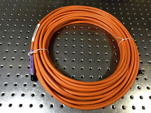 Extra Long Megaphase 60 Tm4 4ghz Low Loss Armored Coax Test Cable Sma 720 Inch