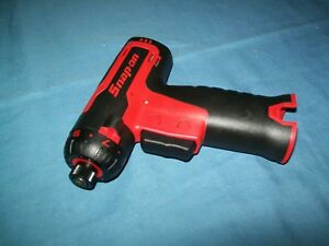 New Snap On Lithium Ion Cts761adb 14 4v 1 4 Hex Cordless Hex Screwdriver