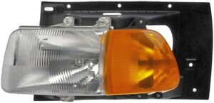 Fits 97 09 Sterling Ford At9522 A9522 At9513 A9513 At9500 A9500 Driver Head Lamp
