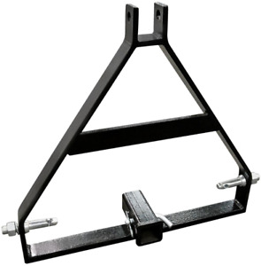 3 Point Tractor Rear Hitch A Frame With 2 In Receiver Fits Category 1 3 Point