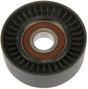 Fits Many Years Makes And Models Smooth 25mm X 70mm Idler Pulley W 17mm Bearing