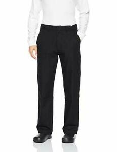 Chef Works Men s Professional Series Chef Pants Black Xl