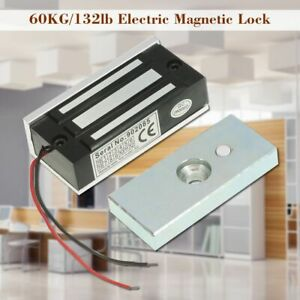 Electric Locks Magnetic Door Fail Secure Induction Alloy Access Control System