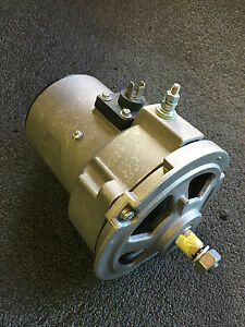 Volkswagen New Alternator Beetle Transporter Karmann Ghia High Amp 95 Generator
