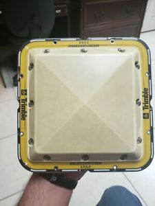 Trimble Micro Centered L1 l2 Gps Geodetic Antenna W Ground Plane