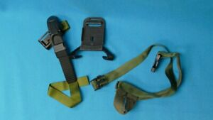 NOROTOS NVG  BRACKET ACH HELMET RHINO MOUNT AND STRAP ASSEMBLY
