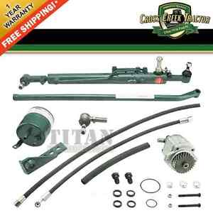4000pskit New Power Steering Add On Kit For Ford Tractors 4000 4600