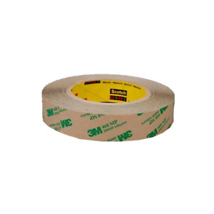 3m Adhesive Transfer Tape 468mp Clear 3 In X 60 Yd 5 Mil