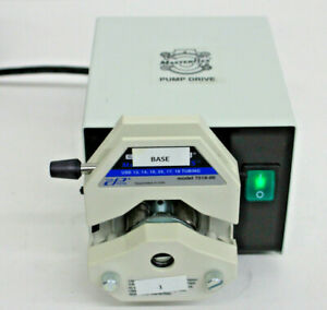 Cole parmer Masterflex L s Fixed Flow Peristaltic Pump Drive 7540 20 20 Rpm