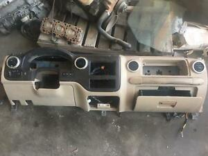 2003 2004 2005 2006 Expedition Tan Grey Dash Assembly Oem Nice