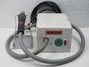 Leister Hot Air Rework Plastic Welding Station W Ch 6056