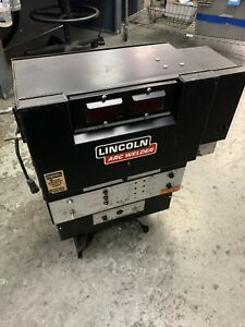 Lincoln Na 5r Wire Feeder Controller