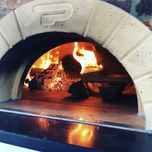 Wood Fired Oven Pizza Party Catering Business Turn Key Operation