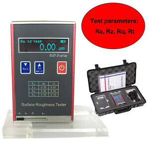 Surface Roughness Tester Surftest Profilometer With Parameter Ra Rz Rq Rt