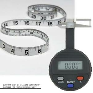 Al1031 0 25mm Digital Calliper Gauge Thickness Caliper Measure Meter For Gem