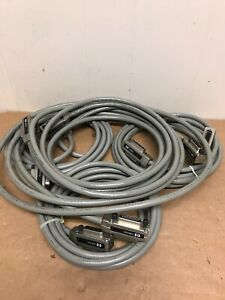 Hp 10833c Gpib Interface Cable 4m 13ft Lot Of 5